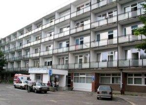 23 07 2003 LUBLIN SZPITAL KOLEJOWYFOT IWONA BURDZANOWSKA / AGENCJA GAZETA