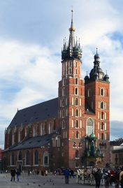 St. Mary's Basilica, Krakowfrom wikipedia